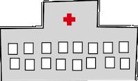 長野の大きな病院に勤務する